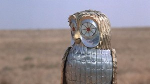 Athena's Mechanical Owl