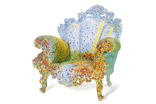 Alessandro-Mendini-for-Studio-Alchymia-Prousts-Armchair_-Photo-Bonhams