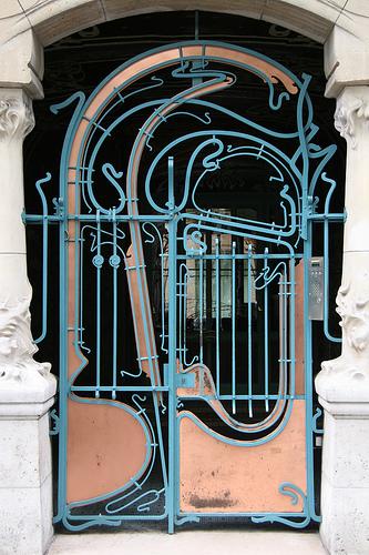 A Very Brief Guide To Design Movements - Art Nouveau (1/6)