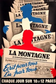 art deco posters-la montagne,c_1930-internationalposter