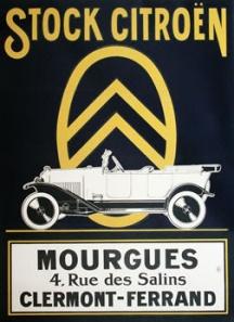 art deco posters-stock citroen c_1920-internationalposter